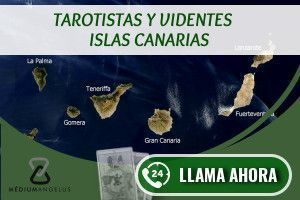 Mediums y Videncia  en las Islas canarias