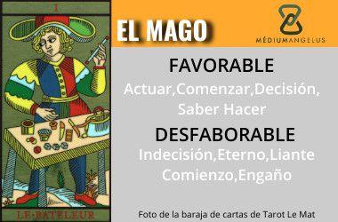 Significado del Mago en el Tarot