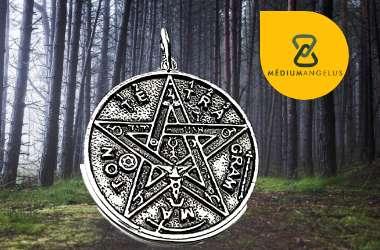 amuleto tetragramaton
