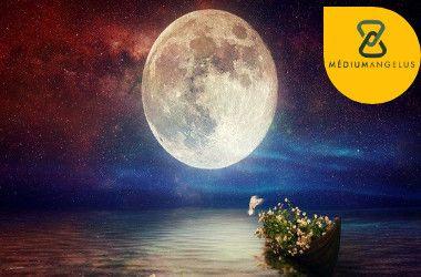 baño ritual luna llena