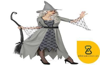 brujeria bruja gris