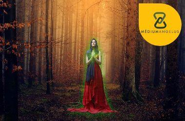 brujeria bruja verde