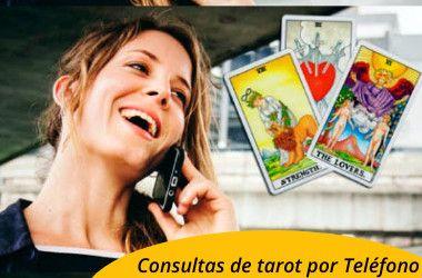 consultas de tarot por telefono