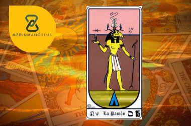 el diablo tarot egipcio