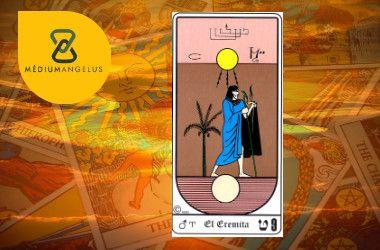 el ermitano tarot egipcio