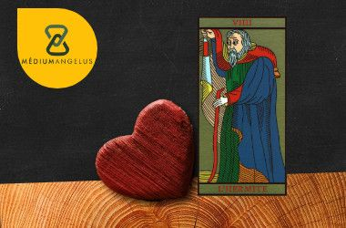 el ermitano tarot significado en el amor