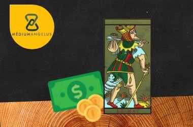 el loco tarot significado en el dinero