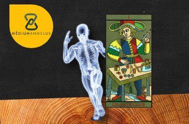 el mago tarot significado en la salud