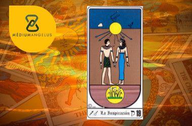 el sol tarot egipcio