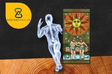 el sol tarot significado en la salud
