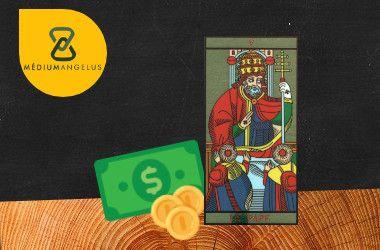 el sumo sacerdote tarot significado en el dinero