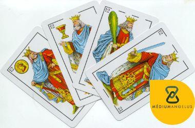 figuras baraja espanola reyes