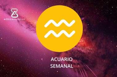 horoscopo semanal acuario