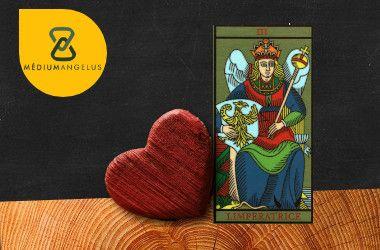la emperatriz tarot significado en el amor
