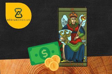 la emperatriz tarot significado en el dinero