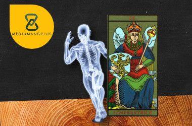 la emperatriz tarot significado en la salud