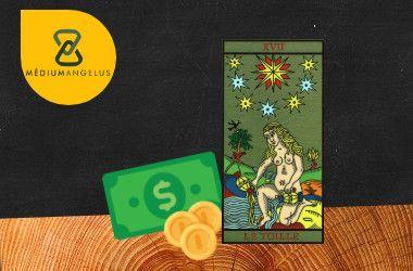 la estrella tarot significado en el dinero