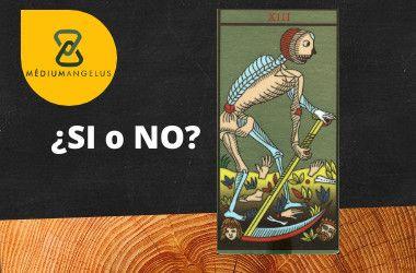 la muerte en el tarot si o no