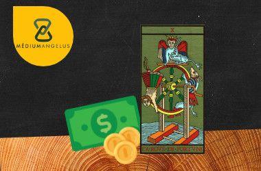 la rueda tarot significado en el dinero