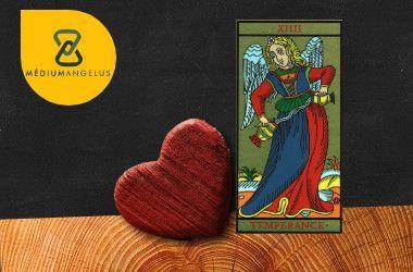 la templanza tarot significado en el amor