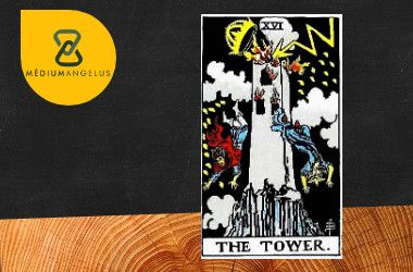 la torre tarot rider waite