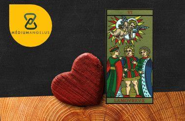 los enamorados tarot significado en el amor