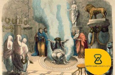 los oraculos griegos