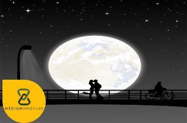 magia a luz de la luna
