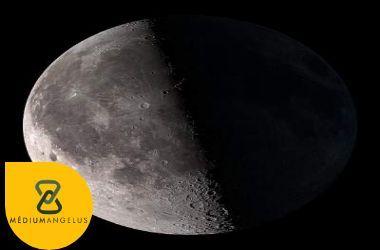magia de la luna cuarto menguante