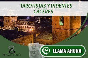 Mediums y Videncia en Cáceres