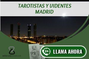 Videntes y Mediums en Madrid