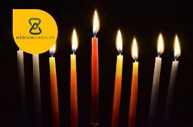 significado de las velas de colores