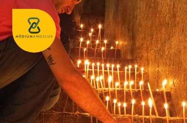significado de las velas encendidas