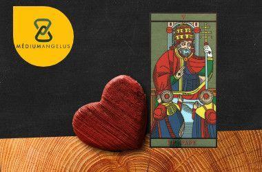 sumo sacerdote hierofante tarot significado amor