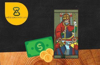 sumo sacerdote hierofante tarot significado dinero