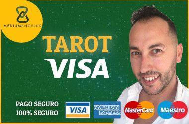 Tarot Visa: la videncia económica y barata que te ayudará en cualquier momento y lugar.